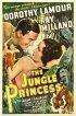 Постер «Принцесса джунглей»