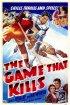 Постер «Игра, которая убивает»