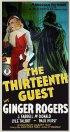 Постер «Тринадцатый гость»