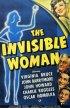 Постер «Женщина-невидимка»