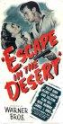 Постер «Escape in the Desert»