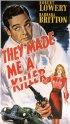 Постер «Они сделали меня убийцей»