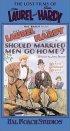 Постер «Женатые мужчины должны оставаться дома?»