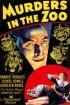 Постер «Убийцы в зоопарке»