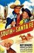 Постер «South of Santa Fe»