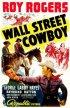 Постер «Wall Street Cowboy»