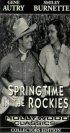 Постер «Springtime in the Rockies»