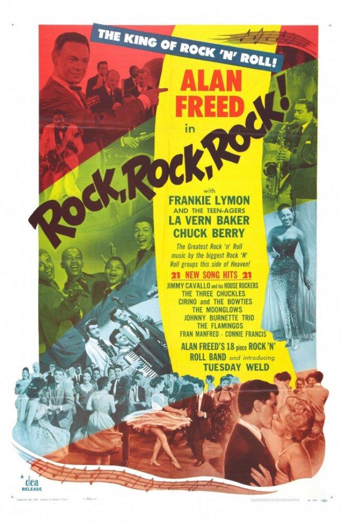 Песню Rock Rock Rock