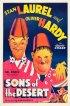 Постер «Сыновья пустыни»