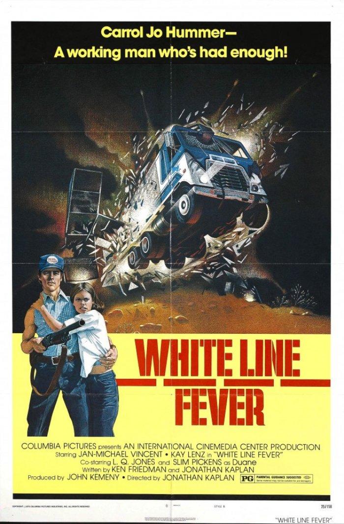 Лихорадка на белой полосе — кинопоиск.