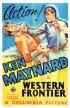 Постер «Western Frontier»