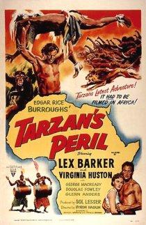 «Тарзан в опасности»