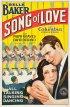 Постер «Song of Love»