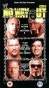 Постер «WWE Выхода нет»