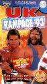 Постер «WWF: UK Rampage 93»