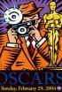 Постер «76-я церемония вручения премии «Оскар»»