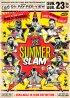 Постер «WWE Летний бросок»