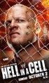 Постер «WWE Ад в клетке»