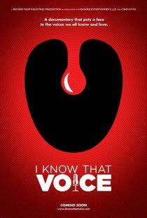 «Я знаю этот голос»