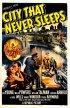 Постер «Город, который никогда не спит»