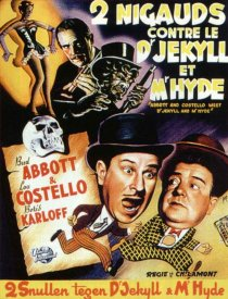 «Эбботт и Костелло встречают доктора Джекилла и мистера Хайда»