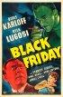 Постер «Черная пятница»