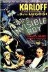 Постер «Невидимый луч»