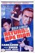Постер «Возвращение человека-обезьяны»