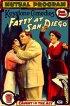 Постер «Фатти в Сан-Диего»