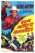 Постер «Gene Autry and The Mounties»