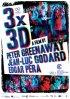 Постер «3x3D»