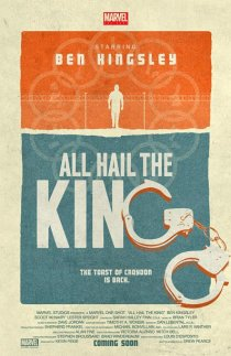 «Короткометражка Marvel: Да здравствует король»