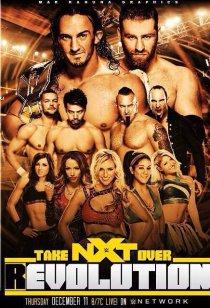 «NXT Переворот: Р Эволюция»