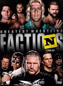 «WWE Представляет... Величайшие рестлинг-группировки»