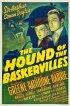 Постер «Шерлок Холмс: Собака Баскервилей»