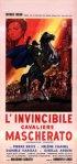 Постер «Непобедимый всадник в маске»