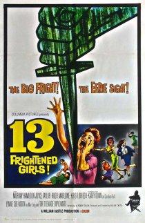 «13 напуганных девочек»