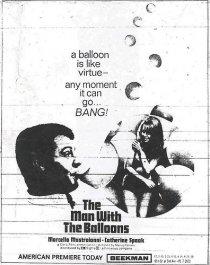 «Человек с пятью шарами»
