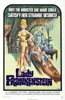 «Дочь Франкенштейна»