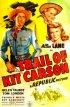Постер «Trail of Kit Carson»