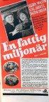 Постер «En fattig miljonär»