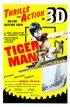 Постер «Tiger Man»