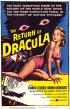 Постер «Возвращение Дракулы»