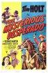 Постер «The Mysterious Desperado»