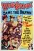 Постер «Came the Brawn»