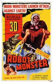 «Робот-монстр»