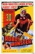 Постер «Робот-монстр»