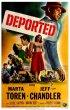 Постер «Депортированные»