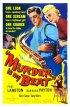 Постер «Murder Is My Beat»