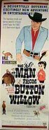 Постер «Человек из Баттон Уиллоу»